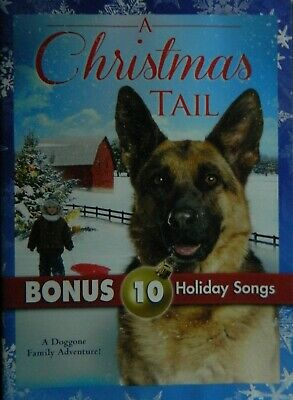 A CHRISTMAS TAIL (1999) Gordon Jump Anne Lockhart David Bowe + 10 Holiday Songs