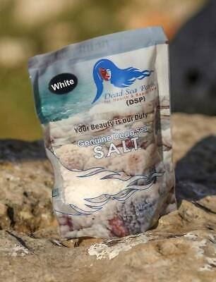 Dead Sea Bath Salt, White Rich Minerals 300G extracted from holyland