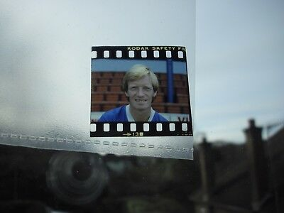 Original Photo Colour Negative Football Millwall Willie Carr 1982