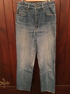 "R.m.williams Vintage Jeans Size 32"" Inner Waist Made In Australia"