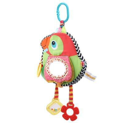 Baby Book Cloth Toy Hanging Toddler Soft Development Toys Birthday Gifts Hot LA