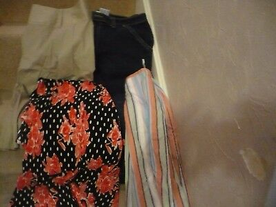 A Pair Of Jeans Two Skirts One Ben Sherman And A Dress All Womens Size 12 And 14