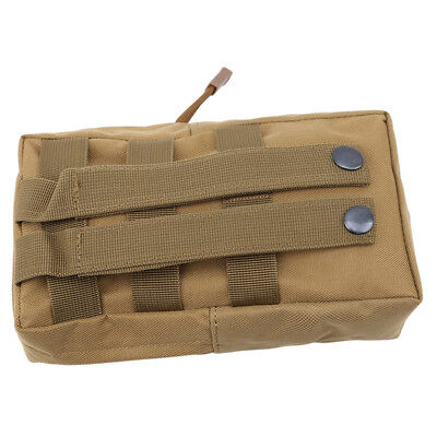 Tactical Molle Waist Pack Bag Medic Sports Utility Pouch Strap Phone Holder BS