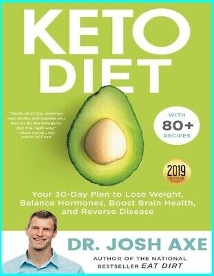 Keto Diet: Your 30-Day Plan to Lose Weight, Balance hormones ..[E- b o o k] 2019