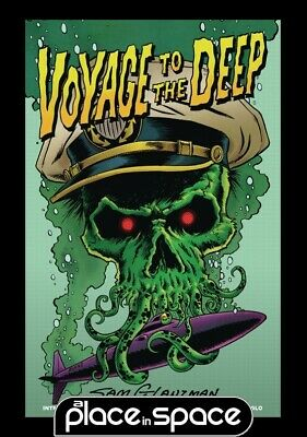 Voyage To The Deep - Hardcover