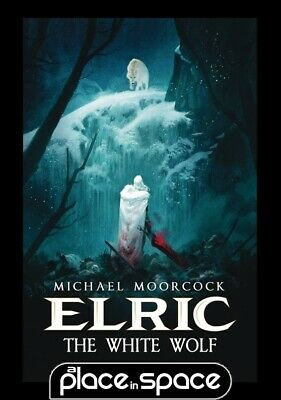 Moorcock Elric Vol 03 White Wolf - Hardcover