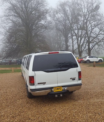 Ford Excursion Jeep Limo/Limousine