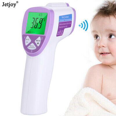 Professional Medical Digital NON-Contact fever Safety Infrared thermometer Baby