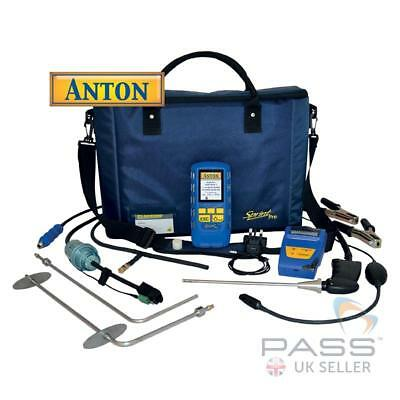 Anton Sprint Pro3 Bluetooth Multifunction Flue Gas Analyser - Kit B / NEW FOR 20