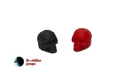AZtec Death Whistle skull - Screaming Whistle. 3D printed VARIOUS COLOURS