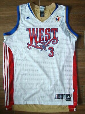 Nba All Star 2008 Allen Iverson Adidas Jersey 2Xl new Orleans nuggets 021ee162a9e27