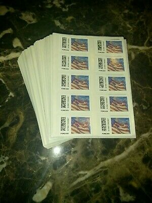 1000 US Flag USPS First-Class Forever Stamps* Authentic USPS Postage*  $550 RV