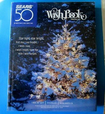 2003 50Th Sears Canada Christmas Wish Book Catalog 963 Pages