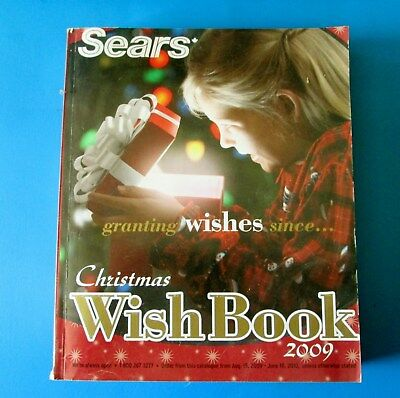 2009 Sears Canada Christmas Wish Book Catalog 859 Pages