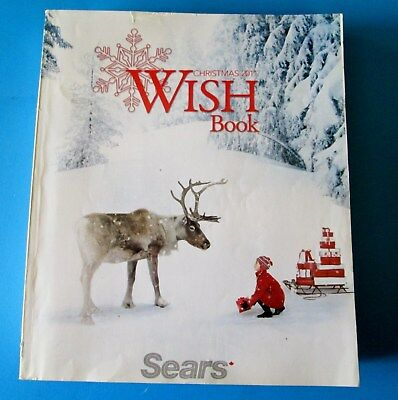 2011 Sears Canada Christmas Wish Book Catalog 874 Pages
