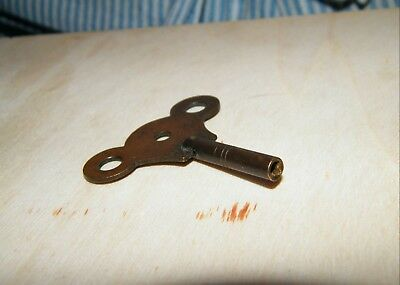''vintage Clock Key Size 2.25 (0).