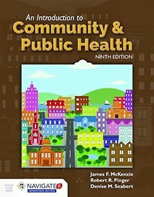 An Introduction to Community & Public Health 9th Edition Eb00k