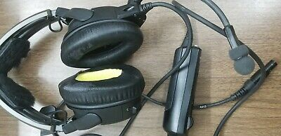 Bose A20 Civil Aviation Headset Used Condition