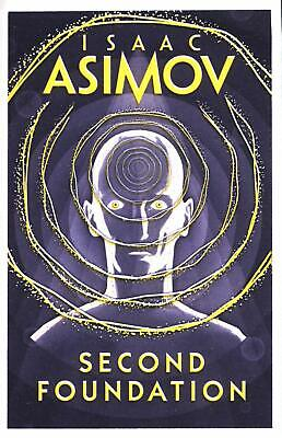 Second Foundation, Asimov, Isaac, New, Book