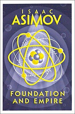 Foundation and Empire, Asimov, Isaac, New, Book