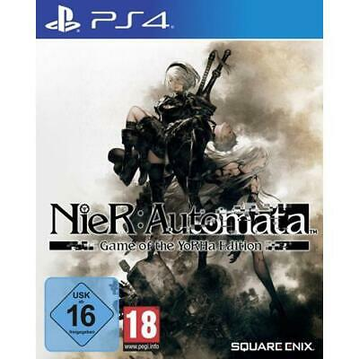 Playstation 4 - Nier: Automata Game Of The Yorha Edition (ps4) [DE-Version] NEU
