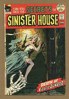 Secrets of Sinister House #5 1972 VG/FN 5.0