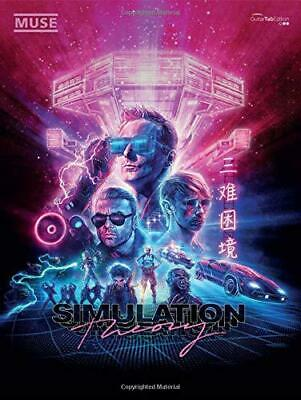 Simulation Theory (Guitar Tab) by Muse, NEW Book, (Sheet music) FREE & Fast Deli