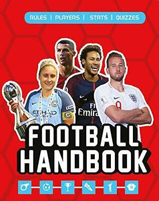 Football Handbook by Scholastic,, NEW Book, FREE & Fast Delivery, (Hardcover)