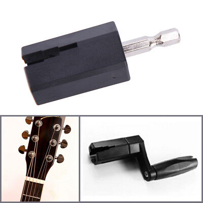 Acoustic Electric Guitar String Winder Head Tools Pin Puller Tool Accessories EC