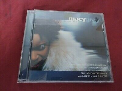 Macy Gray On How Life Is Jazz R&b Soul Music Cd Album Disc 10 Tracks Sony 1999