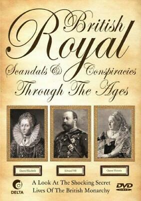 British Royal Scandals & Conspiracies Through The Ages [DVD] [2007], Very Good D