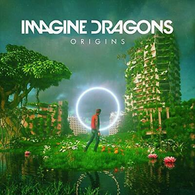 Origins, Imagine Dragons, New,  Audio CD, FREE & Fast Delivery
