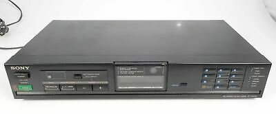 Sony St-Jx430L Stereo Fm Am Tuner Topzustand