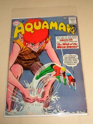 Aquaman #10 Dc Comics August 1963 Vg/fn (5.0)*