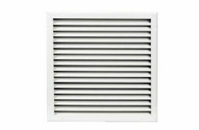 Hart & Cooley Aluminum Return Grille - White HARRH45W Multiple Sizes