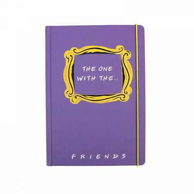 Official Friends Tv Series A5 Notebook Jotter Note Book Pad