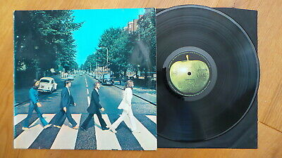 THE BEATLES - Abbey Road (D 1969 Apple 1C 062 04243) Oh Darling Version on Label
