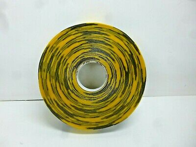 """NEW!! CONDOR Floor Marking Tape, Striped, Continuous Roll, 2"""" Width"""