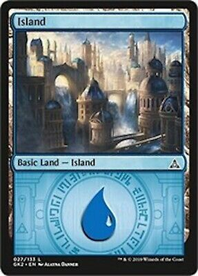 ***10x Island (Azorius)*** MINT Ravnica Allegiance Guild Kits MTG Magic Cards