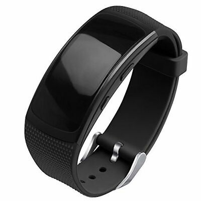 Samsung Gear Fit2 Pro Fitness Band With Black Sport Band Model SM-R365NZKAXAR