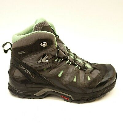 Salomon Quest 4D 3 Gtx Cathay Stormy Weather