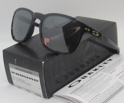 703208fbeaa OAKLEY polished black iridium POLARIZED