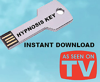 1,000 Hypnosis Mp3 Files On One Digital Drive Hypnotherapy Meditation Key