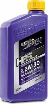 Royal Purple 31530 5W-30 HPS Street Synthetic Motor Oil Pack of 6 Quarts