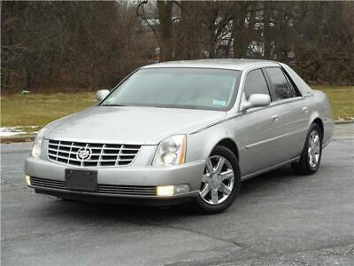 2006 Cadillac DTS LOW 85K MILES CLEAN ACCIDENT FREE PRICED TO SELL! 2006 CADILLAC DTS LOW 85K MILES CLEAN ACCIDENT FREE DEVILLE DHS NO RESERVE!!!