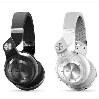 Bluedio T2S Wireless Headphones Stereo Bluetooth 4.1 iPhone XS Headsets with Mic
