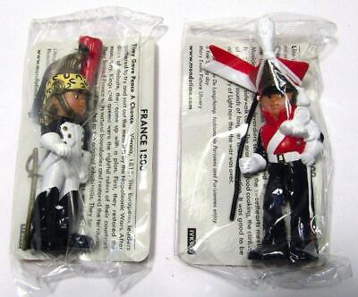 Mondotime Figurines Unopened 2nd Series FRANCE 1800 Epoch Set 2