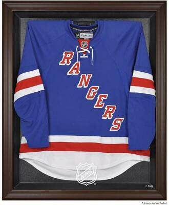 NHL Shield Brown Jersey Display Case - Fanatics Authentic