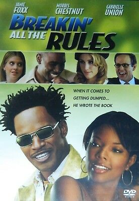 BREAKIN' ALL the RULES (2004) Jamie Foxx Morris Chestnut Gabrielle Union SEALED
