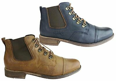 097eebc3431 NEW LEATHER COMFORT elastic Ankle Boots - Josef Seibel Shoes German ...